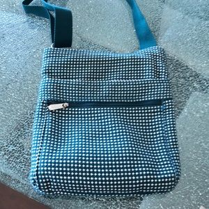 """Thirty-one"" adjustable crossbody"